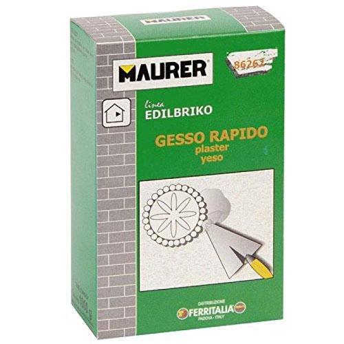 Maurer 14010325 enduit (maire box 1 kg)