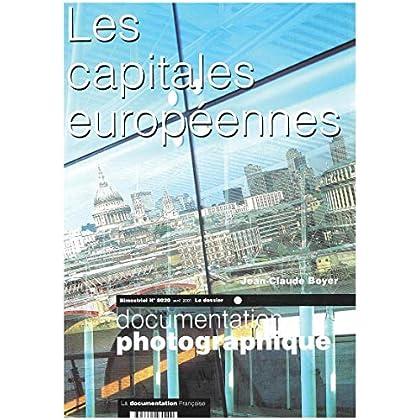 Les capitales européennes (Documentation photographique, Dossier n. 8020)