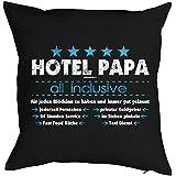 Funda de cojín::: Hotel Papa All Inclusive::: Un Cómodo para el Día del Padre