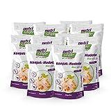 nutristyle Konjak Nudeln, Reis-Art, 10 x 270g, Pasta-Alternative mit nur 6 kcal, ideal für eine kalorienarme Ernährung geeignet - Angebotspreis