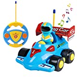 Best Gifts For Young Boys - SGILE Cartoon Remote Control Car Racer Toys Review