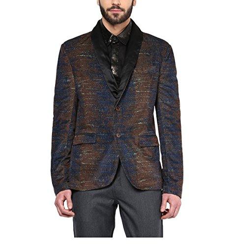 Yepme Men's Polyester Blazers - Ypmblzr0009-$p
