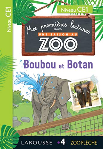 1ères lectures niveau CE1 Boubou et Botan par Audrey Forest