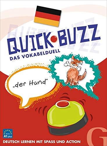 QUICK BUZZ Das Vokabelduell.Spiel(Jgo.) (MISCEL.)
