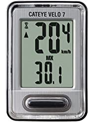 CATEYE Fahrradcomputer Velo 7 CC-VL520, FA003524056