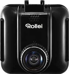 Rollei CarDVR-105 GPS (Auto-Kamera, Videoauflösung 1920 x 1080/30fps, Loop-Funktion, 170° Weitwinkel mit Glasobjektiv)