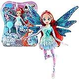 Winx Club - Tynix Fairy - Bloom Poupée 28cm avec magique Robe