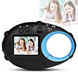 #9: Yasolote Kids Childrens Point and Shoot Digital Video Cameras,HD Mini Digital Video Recorder Camcorder Camera for Boys Girls
