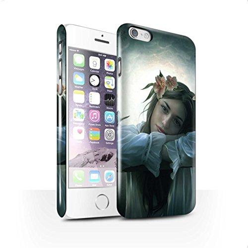 Officiel Elena Dudina Coque / Clipser Brillant Etui pour Apple iPhone 6 / Rêveur Design / Un avec la Nature Collection Rêveur
