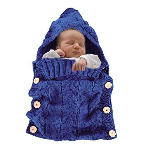 Babyschlafsack Warm Sleep Sack Kinderwagen Wrap für Neugeborene 0-12 Monate 70cm (Mommy, Daddy Und Baby Kostüme)