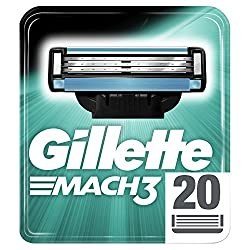 Gillette Mach3 Cuchillas de...