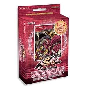 Upper Deck - JCCYGO099 - YU-GI-OH! JCC - Cartes à collectionner - Pack Ediction Spéciale La Crise Ecarlate