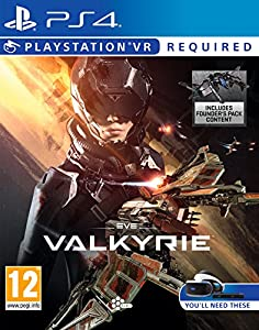 EVE Valkyrie [PlayStation VR ready] [Edizione Spagna] - PlayStation 4