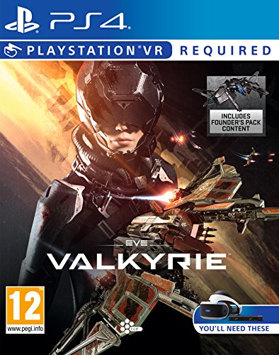 EVE: Valkyrie VR