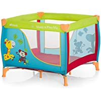 Hauck Sleep N Play SQ - Cuna infantil, diseño Pooh ready to play