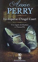 La Disparue d'Angel Court - poche