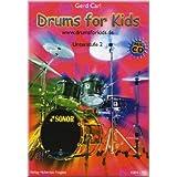 Drums for Kids - Unterstufe 2 - Schlagzeugnoten [Musiknoten]