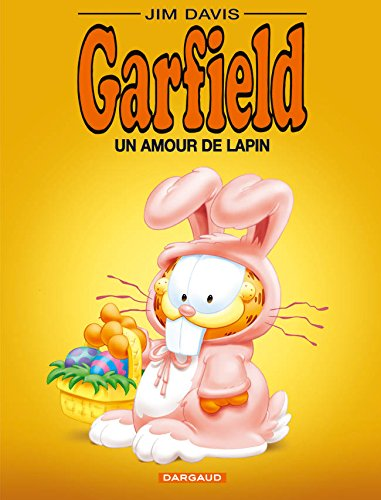Garfield - tome 44 - Amour de Lapin (Un)