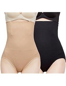 YSense Pack de 2 piezas para mujer Slip Body Shape-shaping Tummy Away Effect Shapewear