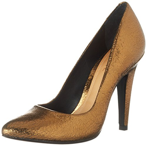 SCHUTZ Damen Women Shoes Pumps, Braun (Bronze), 41 EU