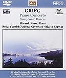 Piano Concerto, Symphonic Dances (Engeset, Rsno, Gimse) [DVD AUDIO]