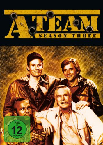 A-Team - Season Three [7 DVDs]