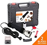 Pet & Livestock HQ 380W Professional Horse Grooming Clippers Kit, Equine, Bovine Animal