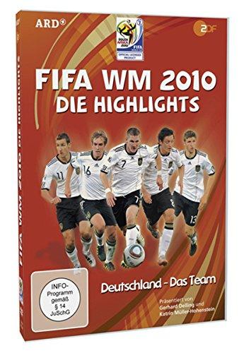 FIFA WM 2010 - Die Highlights (Deutschland 2006 Fussball Ball)