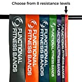 Pull up Band - #2 - 20 - 35 lbs. (9 - 16 kg) Resistance - (8 sizes, available in 15, 35, 50, 80,...