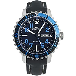 Fortis Aquatis Marine Master Day/Date Blue 670.15.45 Groovy