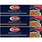 3x Barilla Nudeln 'Bavette' n.13, 500 g