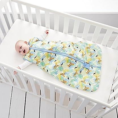 Tommee Tippee GRO Saco de dormir Grobag, 0-6 m, 1.0 TOG, Ollie el Búho