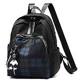 La borsa delle donne di modo, zaino multifunzionale casuale di cuoio molle, borsa (PU) 27 * 12 * 33cm