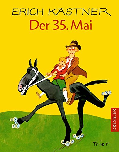 Preisvergleich Produktbild Der 35. Mai oder Konrad reitet in die Südsee