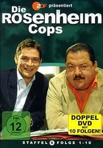 Die Rosenheim Cops - Staffel 6/Folge 01-10 auf einer Doppel-DVD!