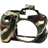 Easy Cover Compatible With Nikon D5300 Camouflage Camera Case