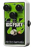 Electro Harmonix Nano Bass Big Muff · Bass Guitar Effects