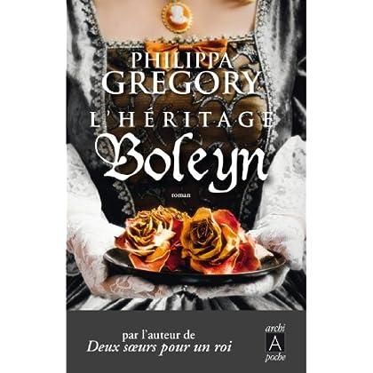L'héritage Boleyn (Romans étrangers t. 164)