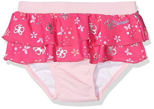 9 12 Monat Badeanzug - Sterntaler Kinder Mädchen Schwimmrock mit Windeleinsatz,