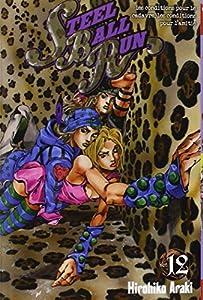 Steel Ball Run - Jojo's Bizarre Adventure Saison 7 Edition simple Tome 12