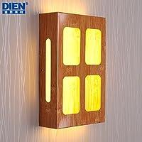 BBSLT Moderno stile cinese ferro battuto LED parete lampada lampada
