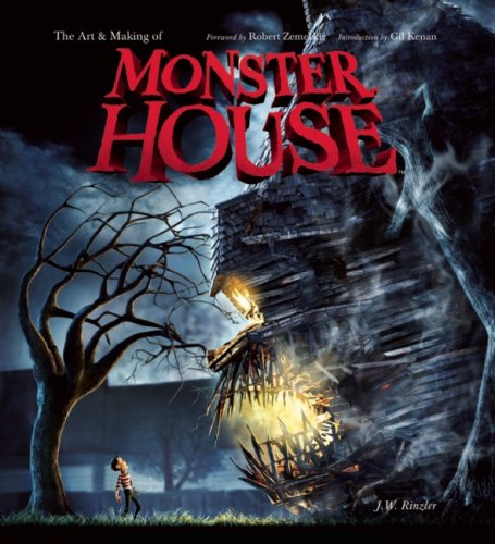 f Monster House (Halloween Animation Filme)