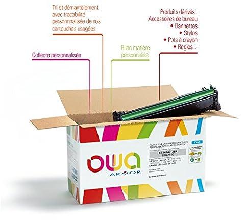 Cartouche Toner Ecologique Owa équivalent RICOH SP112