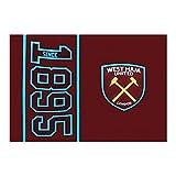 West Ham Since 1895 Flag (152 x 91cm)