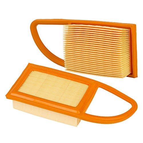 ouyfilters Air Filter Fit für Stihl BR500BR550BR6004282–141–03004282141030042821410300b Rucksack Gebläse Teile