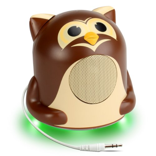 gogroove-sing-along-portable-music-speaker-with-cute-owl-animal-design-green-led-nightlight-for-kids