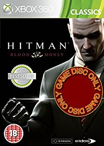 Hitman Blood Money - Classics (Xbox 360)