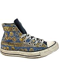 e0c6c523392 Zapatos de Mujer Zapatilla Converse Chuck Taylor All Star Ltd Ed Vintage  Oro Primavera Verano 2018