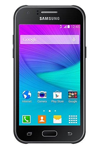 Samsung J100 Galaxy J1 Smartphone débloqué (Ecran: 4.3 pouces) Noir (import Italie)