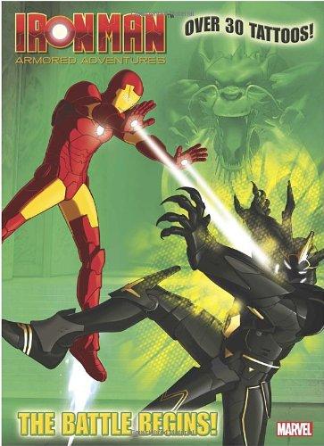 The Battle Begins! (Marvel: Iron Man) (Ironman Armored Adventures)